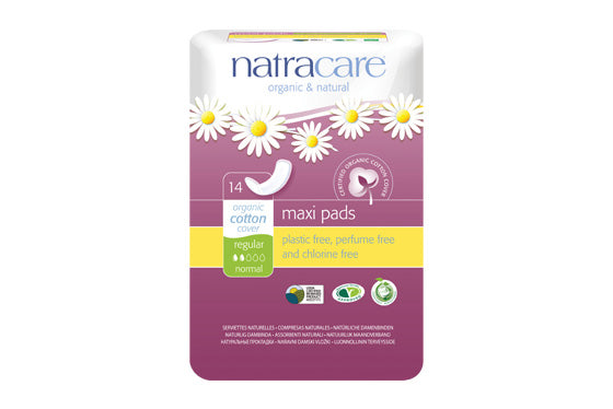 Natracare Natural Pads Regular (14)
