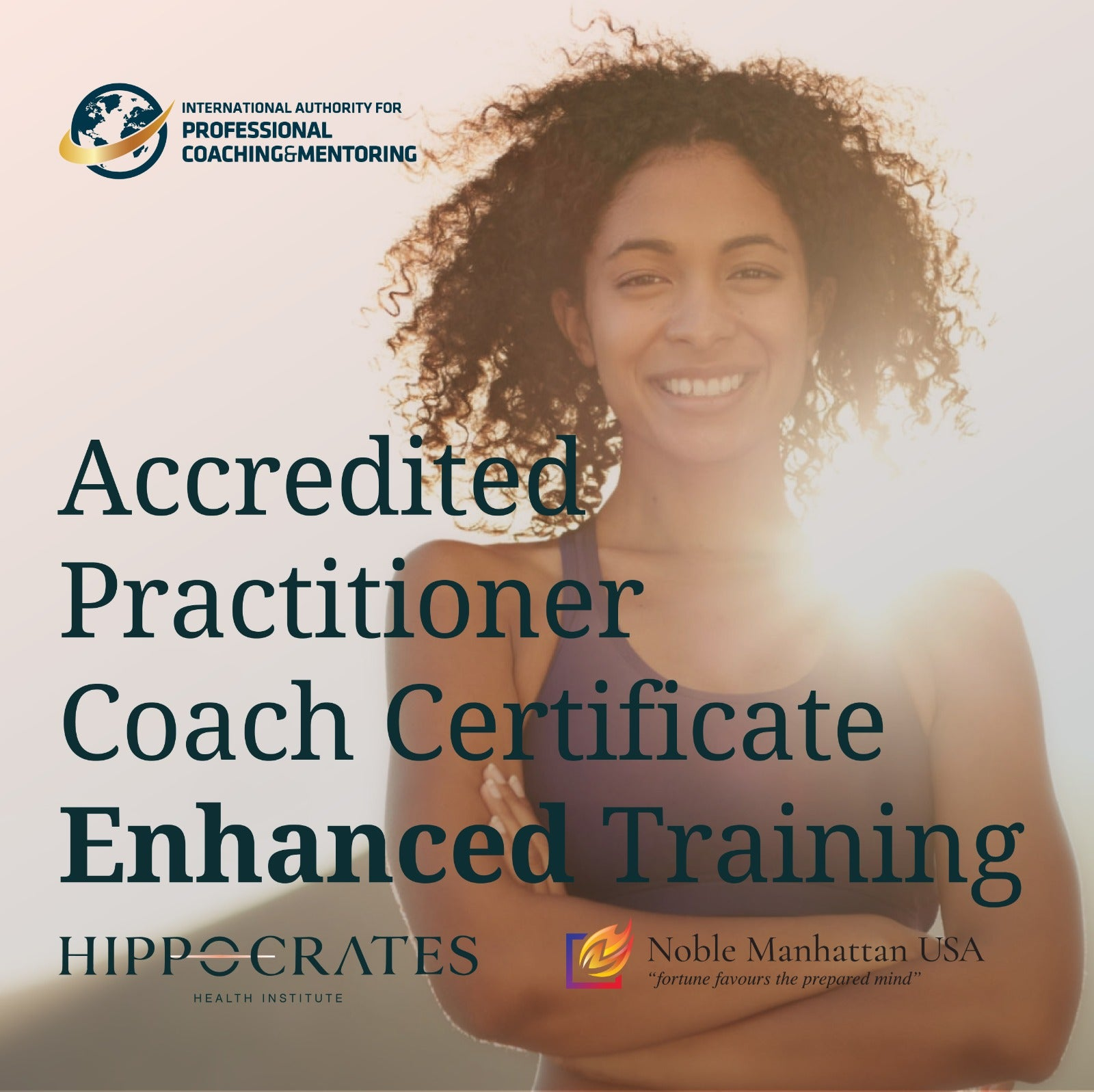 Practitioner Coach Certificate Enhanced Training with 3-Day Residential at Hippocrates