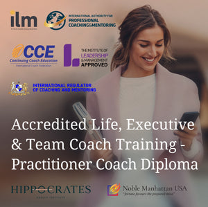 Practitioner Coach DIPLOMA Training with 4-Day Residential at Hippocrates