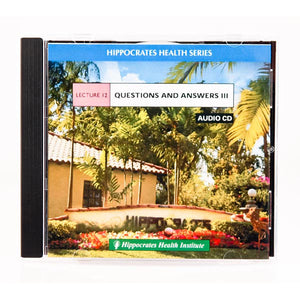 HHI Lecture Series (12 CD)