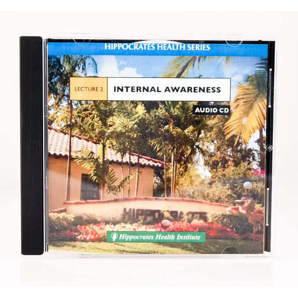 HHI Lecture CD # 2 – Internal Awareness