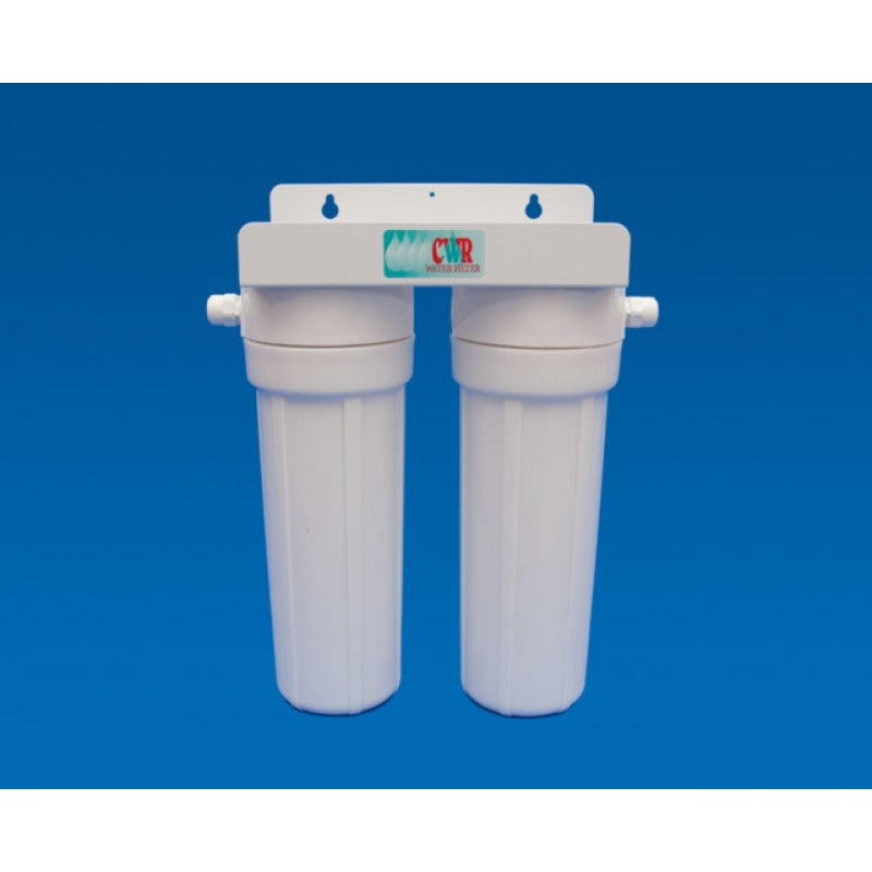 CWR Double Below Counter Water Filter