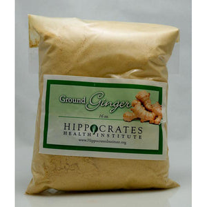 Ground Ginger (1LB)