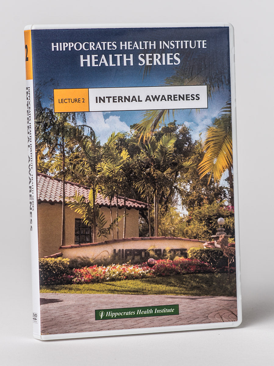 HHI Lecture DVD # 2 – Internal Awareness