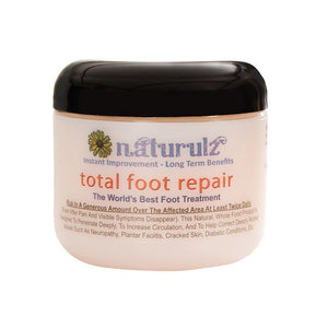 Naturulz Total Foot Repair (4oz)