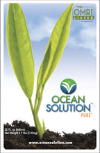 Load image into Gallery viewer, Ocean Solution All Natural Plant Nutrient (1 Quart)