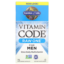 Load image into Gallery viewer, Vitamin Code Raw One for Men