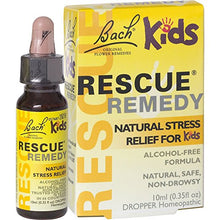 Load image into Gallery viewer, Rescue Remedy Natural Stress-Relief for KIDS (10mL/0.35oz)
