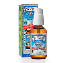 Load image into Gallery viewer, Sovereign Silver (First Aid Gel 2oz)