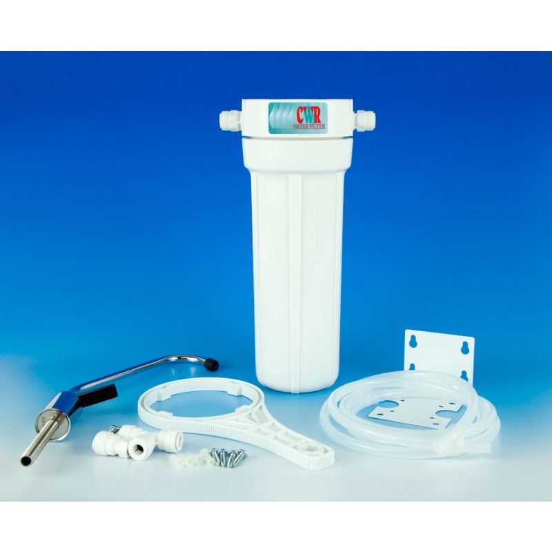 CWR Single Below Counter Water Filter