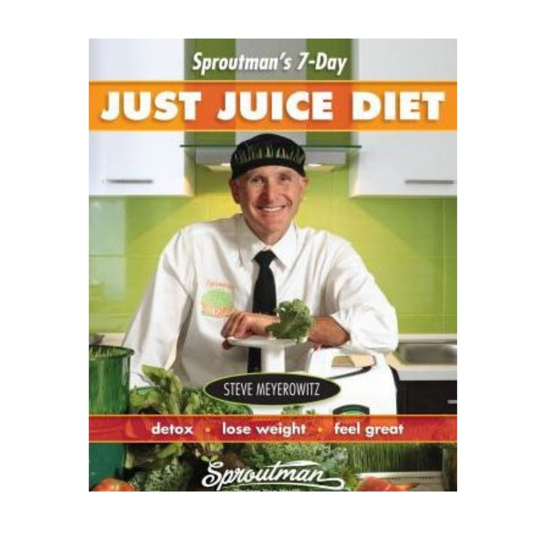 Sproutman's 7 Day Just Juice Diet
