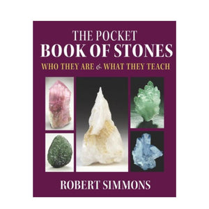 The Pocket Book of Stones by Robert Simmons