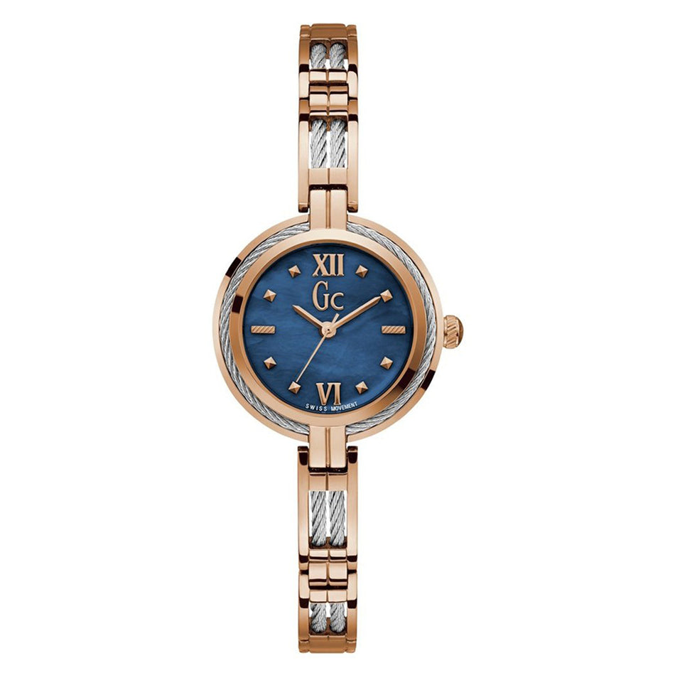 MONTRE Guess Collection Gc CABLEBIJOU Y39002L7