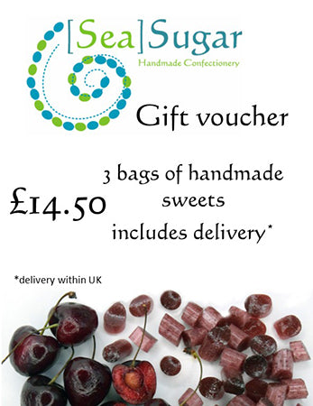 Gift Voucher - 3 Bags Including Delivery