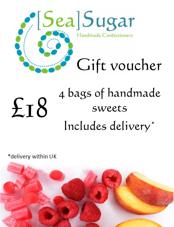Gift Voucher - 4 Bags Including Delivery