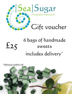 Gift Voucher - 6 Bags Including Delivery