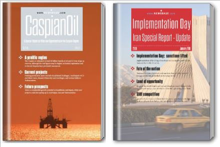 CaspianOil Special Report & Iran Special Implementation Day Report - Special Offer Bundle