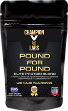 Load image into Gallery viewer, Pound For Pound Protein- 2 Lbs.
