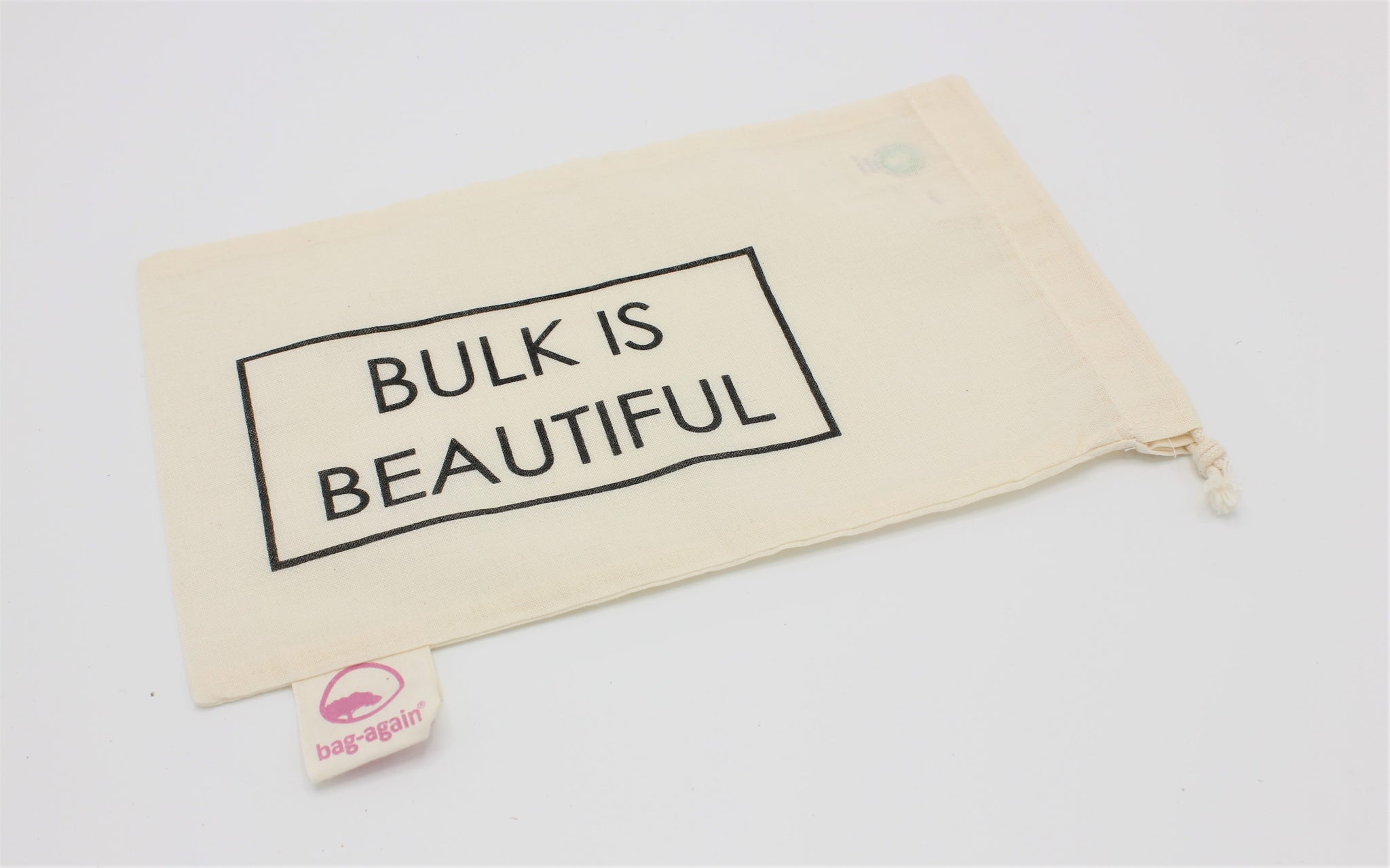 Bukzakje bulk is beautiful (15x25 cm)