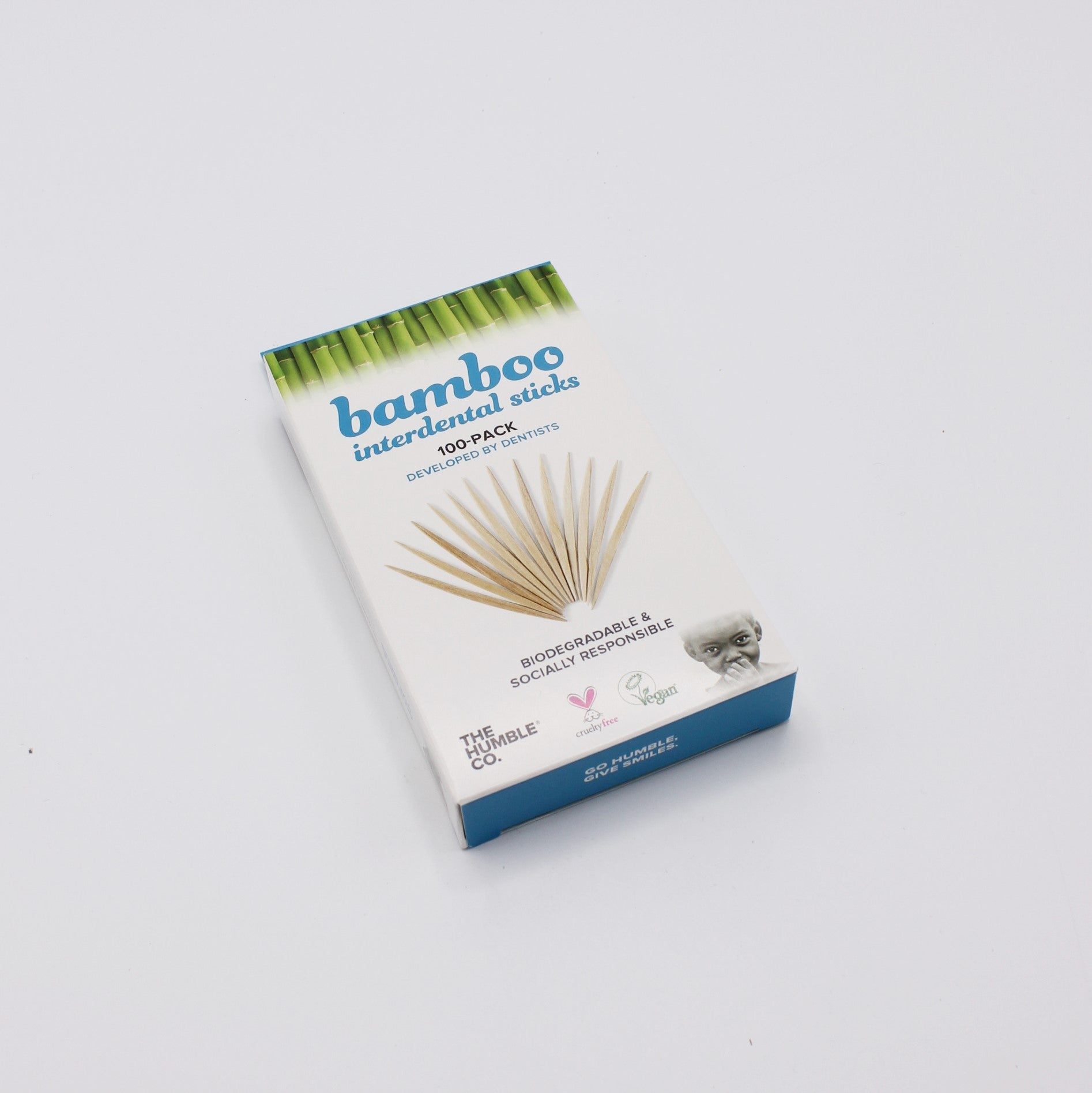 Tandenstokers interdental picks Humble Co