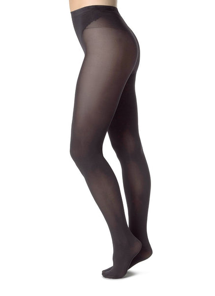 Swedish Stockings zero waste panty 20den zwart Elin