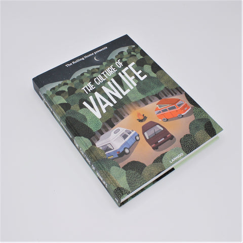 Boek The Culture of Vanlife - Calum Creasey