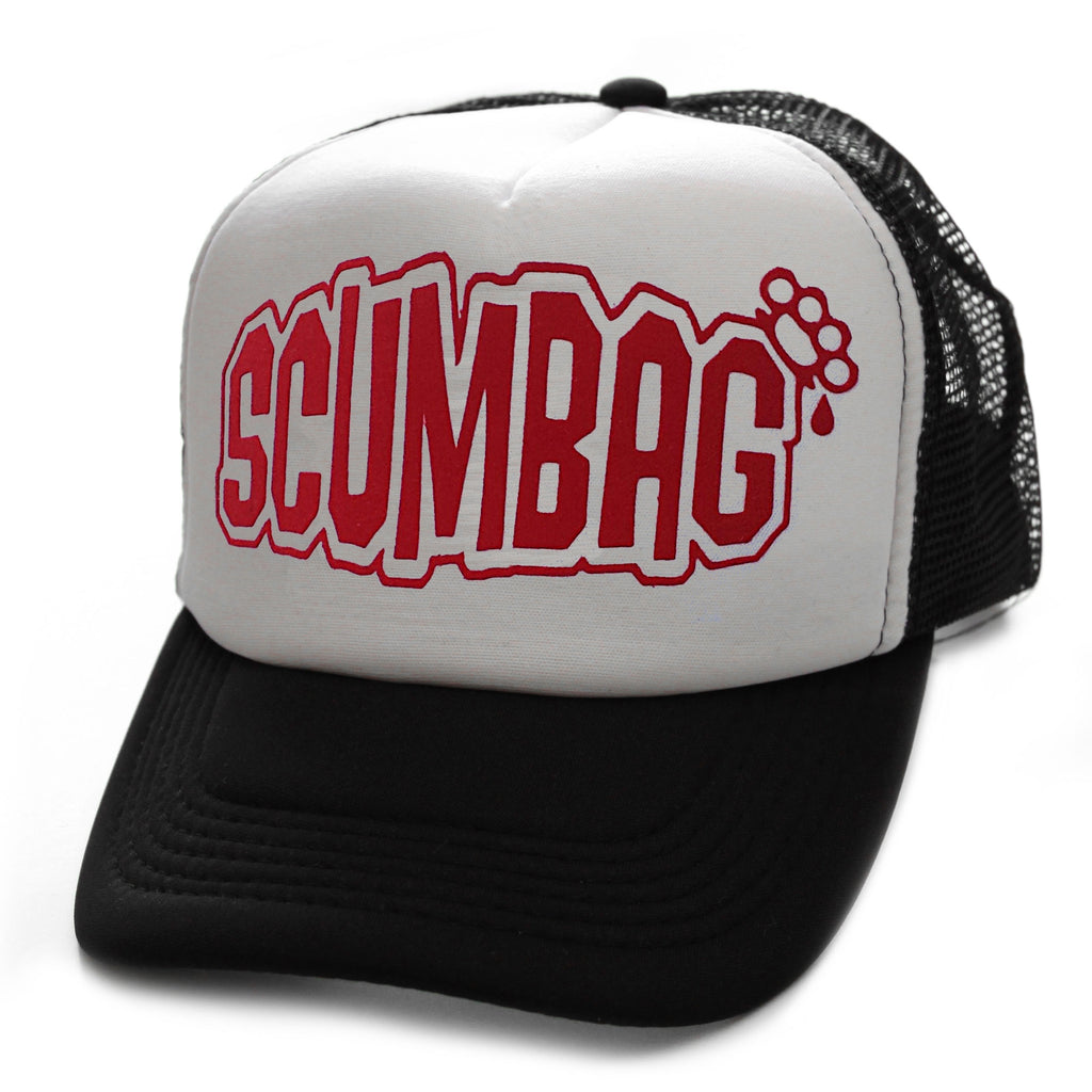 Scumbag Trucker Hat - Toxico Clothing