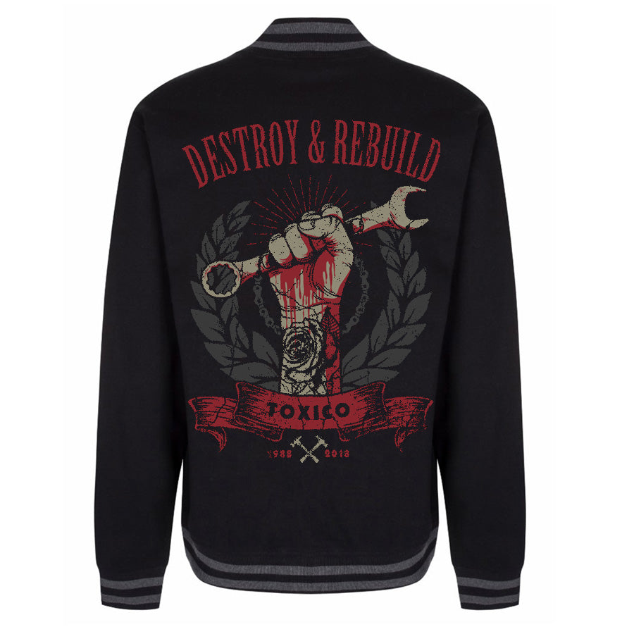 Destroy & Rebuild Team Jacket - Toxico Clothing