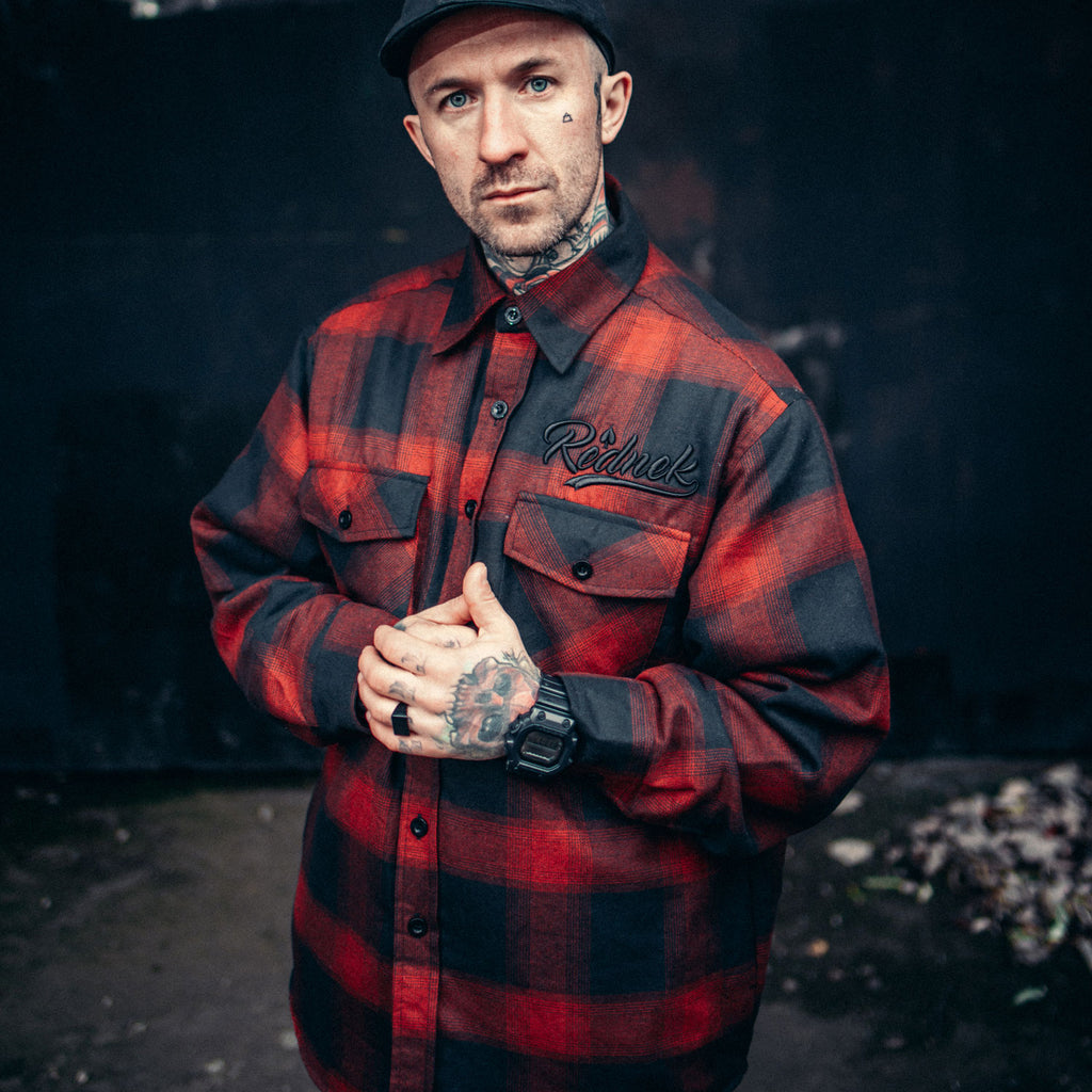 Lumberjack Flannel Jacket - Toxico Clothing