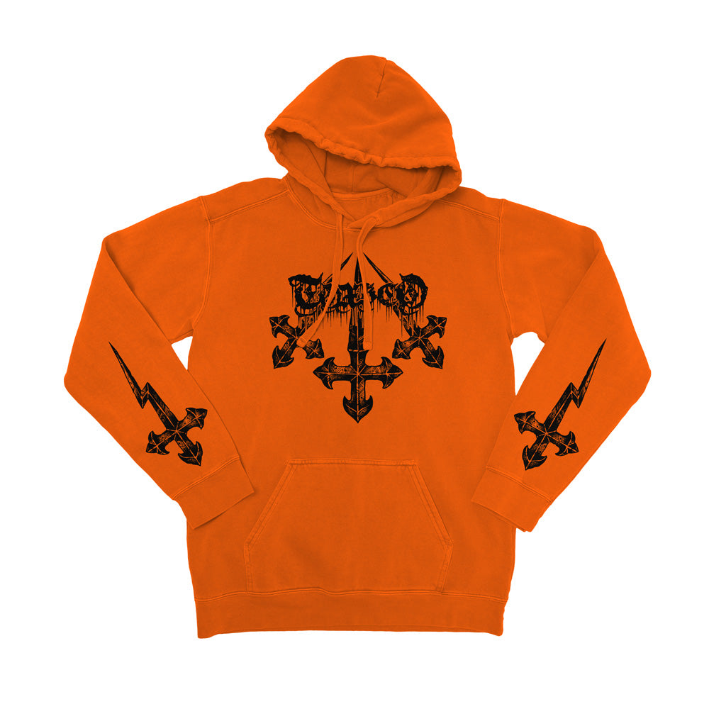 Reaper Womens Pullover Hood