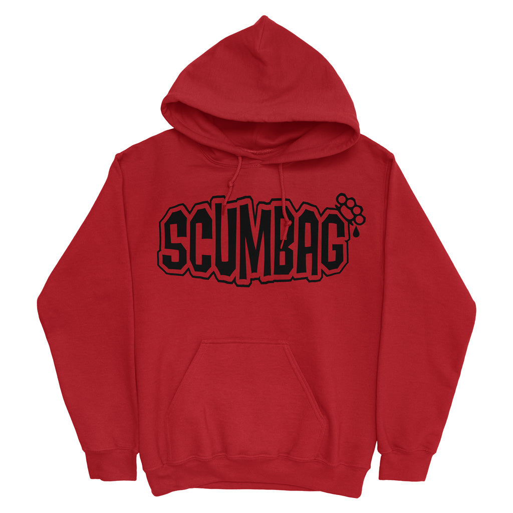 Scumbag Pullover Hood - Toxico Clothing