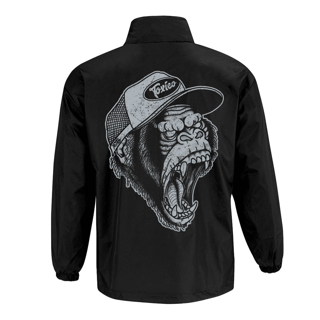 Gorilla Windbreaker - Toxico Clothing