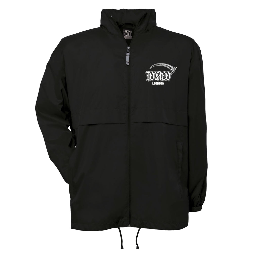 Take Heed Windbreaker - Toxico Clothing