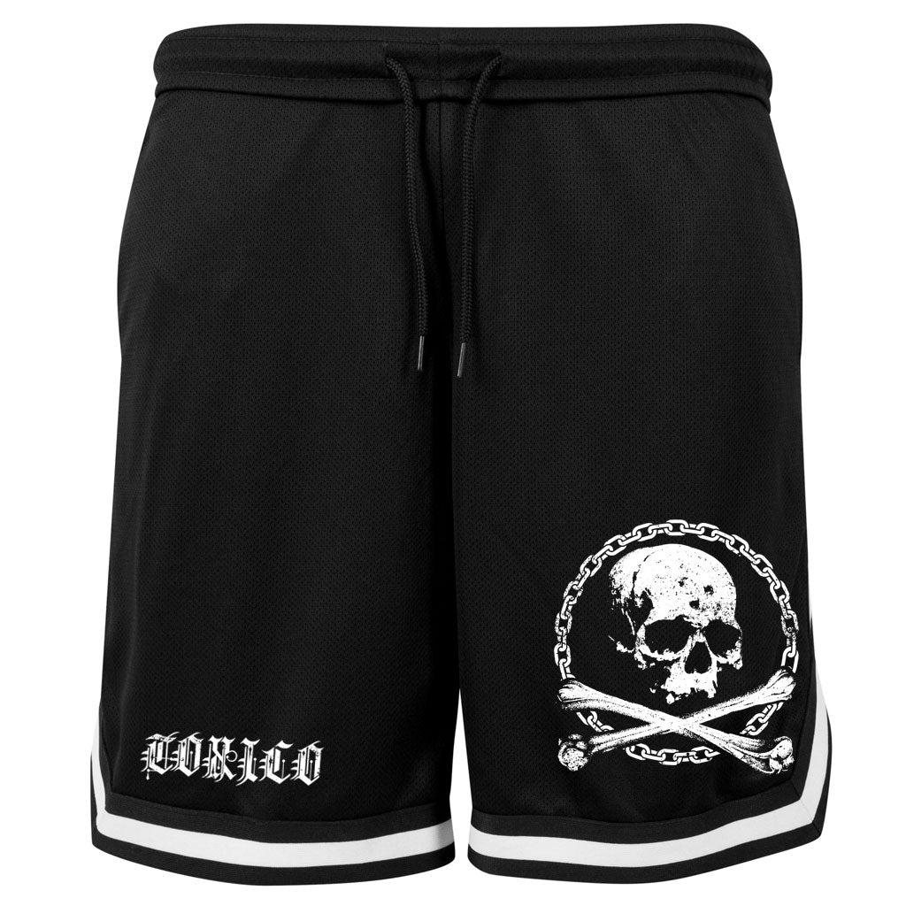 Death From Below Mesh Shorts