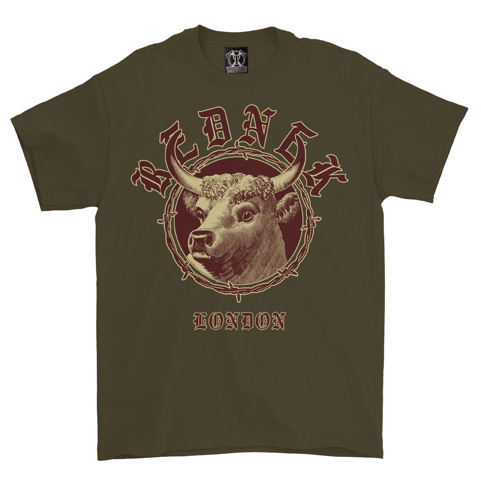 Rednek Cow Tee - Toxico Clothing