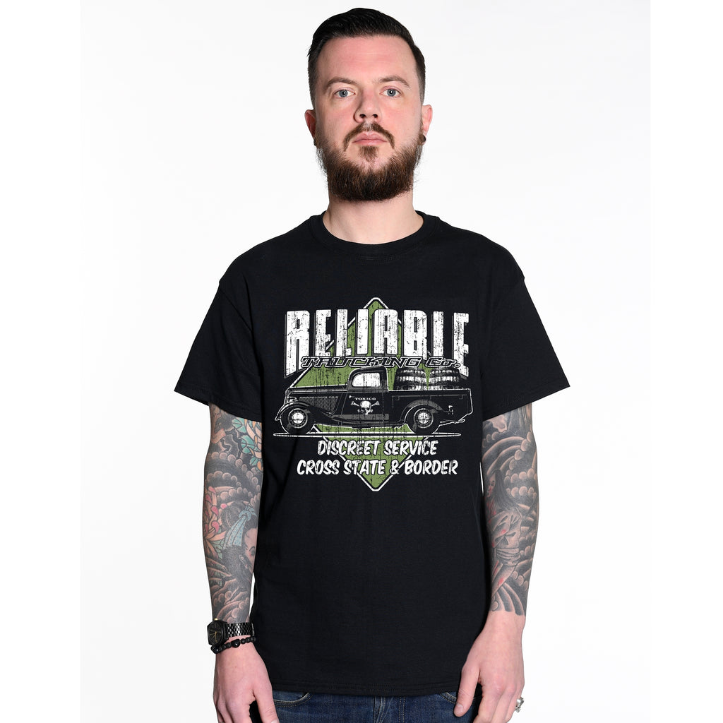 Reliable Tee - Toxico Clothing