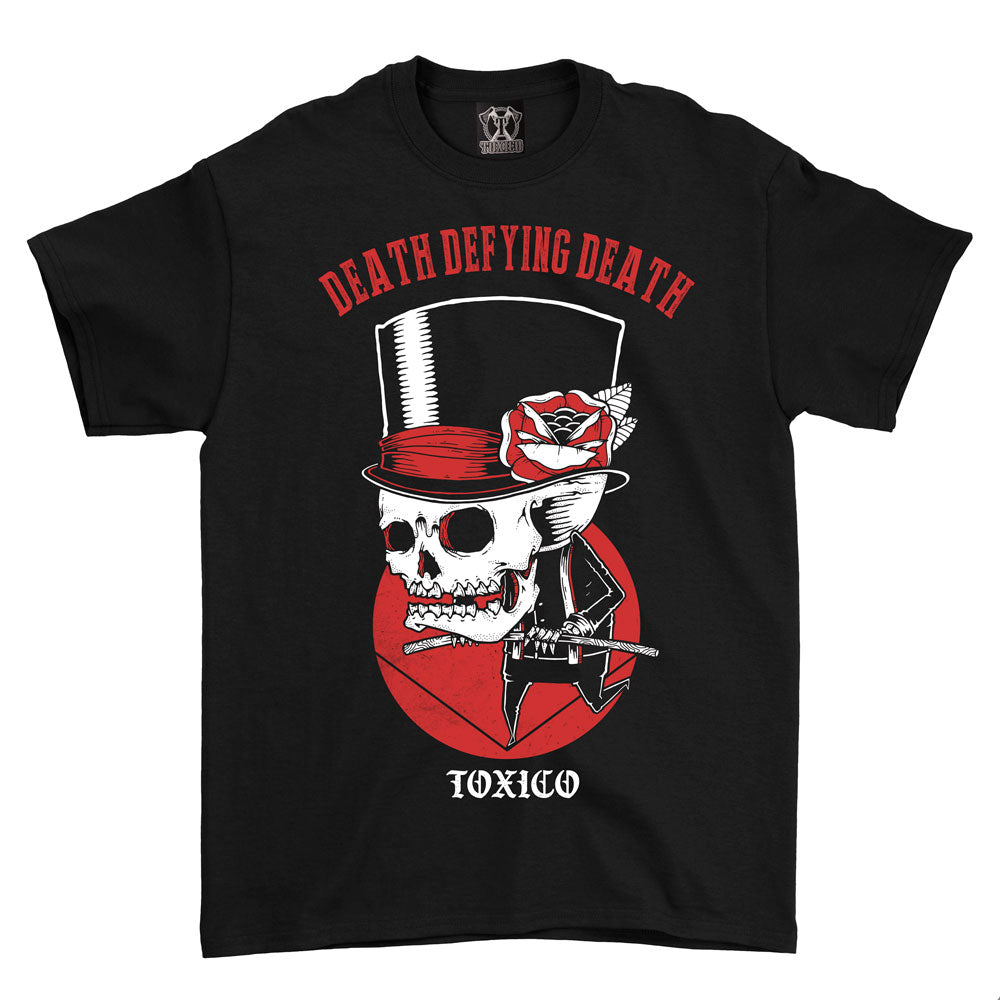 Death Defying Death Tee