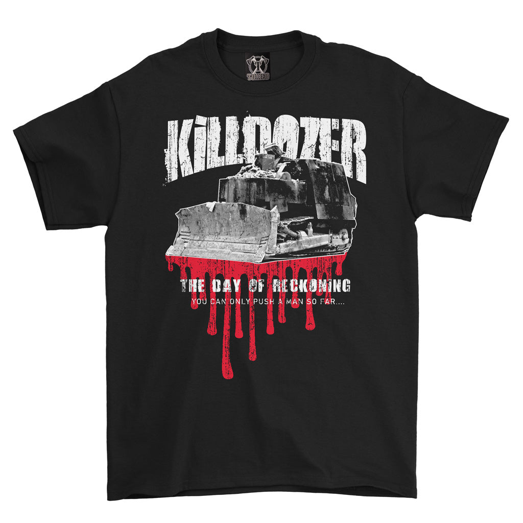 Killdozer Tee - Toxico Clothing
