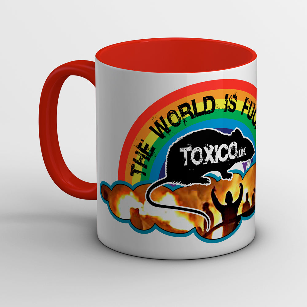 The World Is... Mug
