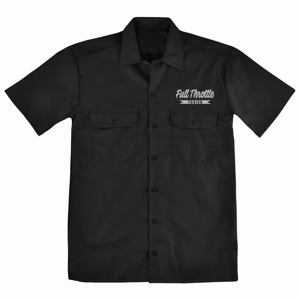 Full Throttle Workshirt - Toxico Clothing