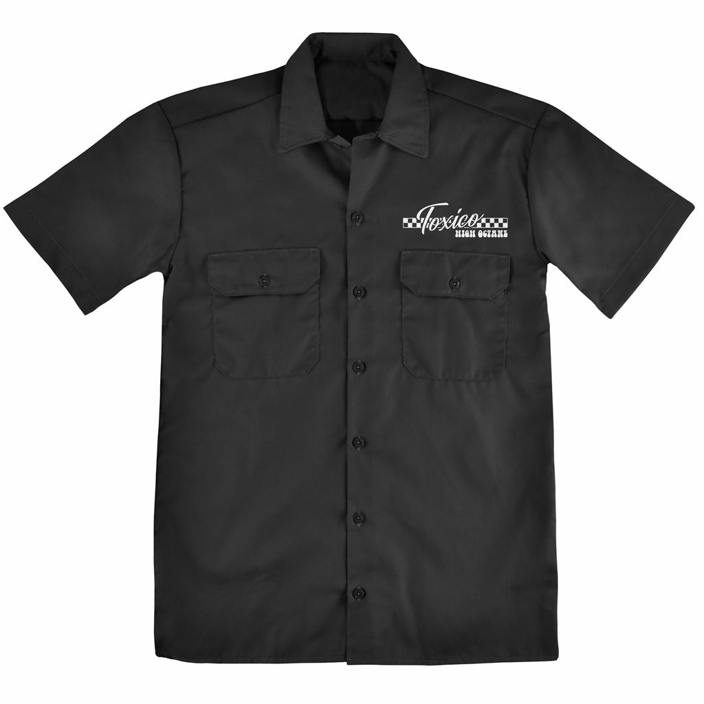 High Octane Workshirt - Toxico Clothing