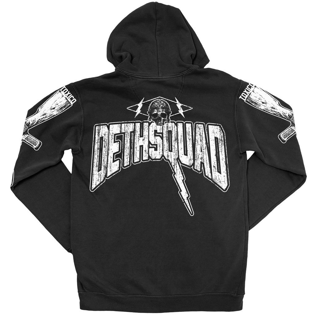 Deth Squad AK47 Ziphood - Toxico Clothing
