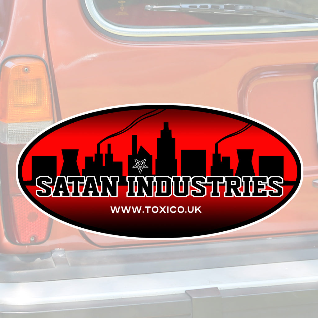Satan Industries - Toxico Clothing