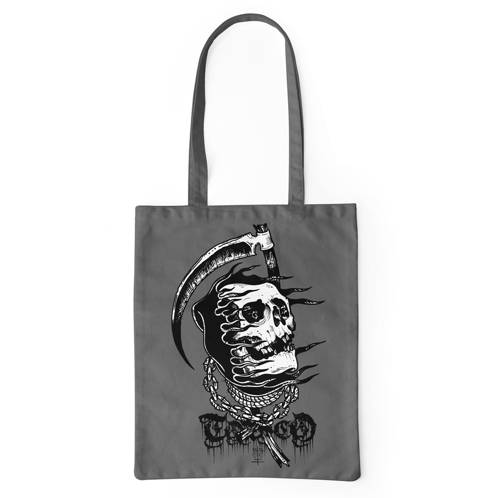 Reaper Tote Bag - Toxico Clothing