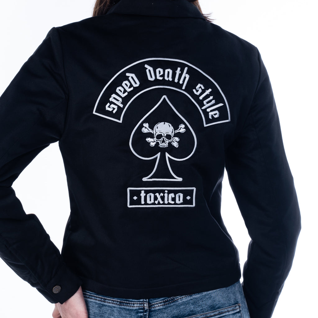 Speed Death Driver Jacket