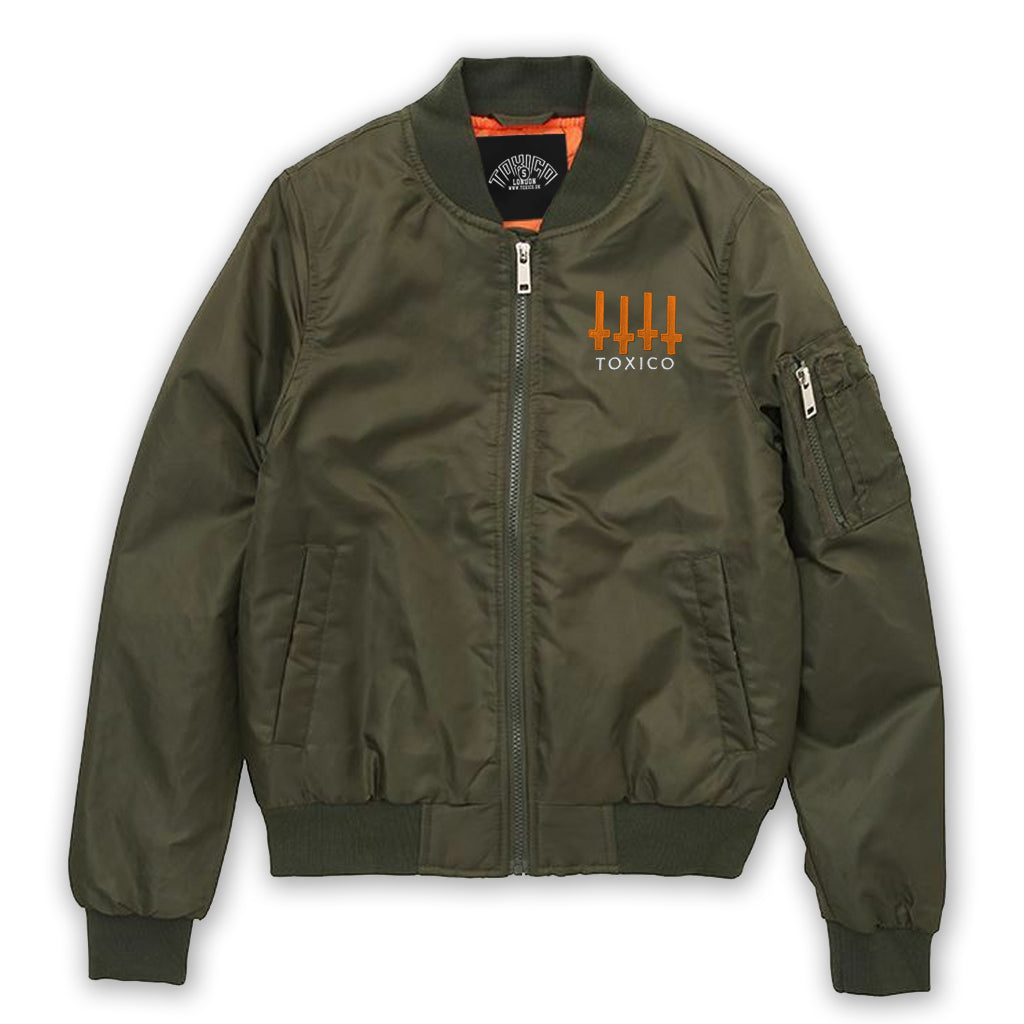 Flag Flight Jacket
