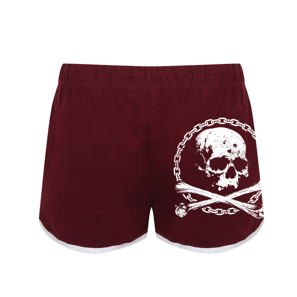 Death From Below Retro Shorts - Toxico Clothing