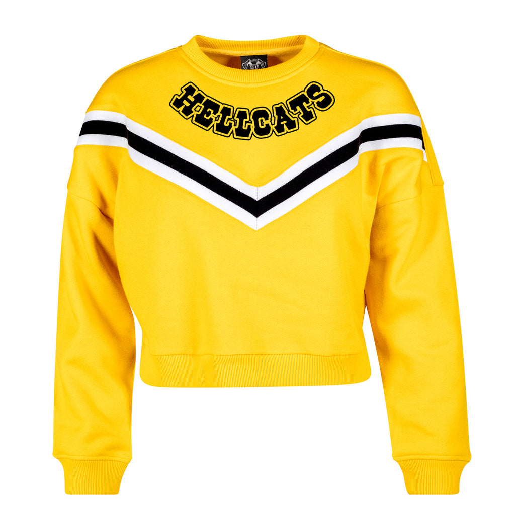 Hellcats Chevron Sweatshirt - Toxico Clothing