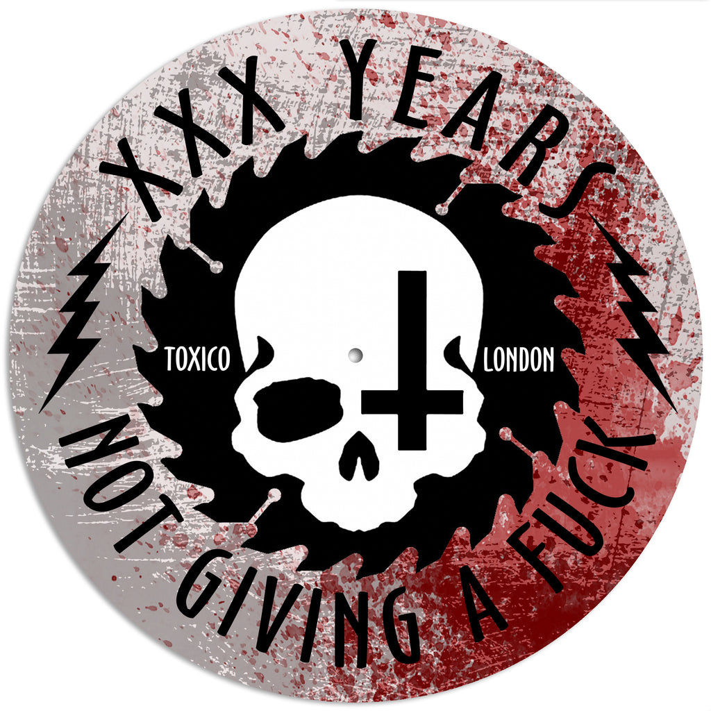 XXX Years Slipmat - Toxico Clothing