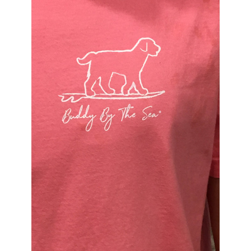 Buddy by the Sea T-Shirt - Youth